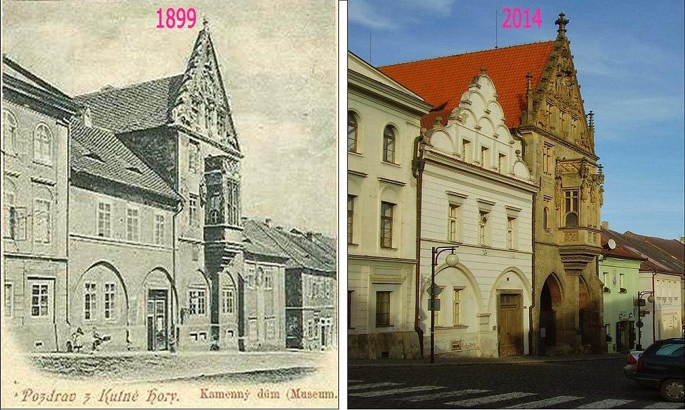 Kutná Hora - Radnická ulice