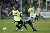 Z utkání II. ligy FC Zenit Čáslav - FK Ústí nad Labem 0:0, neděle 24. května 2009