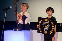 Student druhého ročníku osmiletého studia Gymnázia Jiřího Ortena v Kutné Hoře Vít Rosenkranc získal v soutěži amatérských filmů s názvem I ty jsi filmařem první místo s animovaným snímkem Robinson Crusoe.