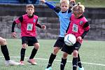 Česká fotbalová liga mladších žáků U12: FK Čáslav - FK Mladá Boleslav 6:4.