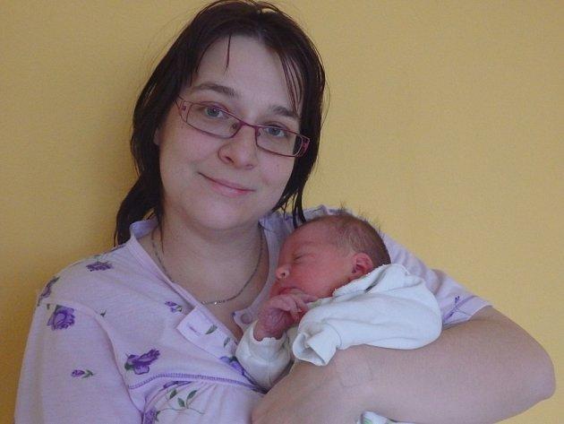 Michala Koudelová se narodila 20. března v Čáslavi. Vážila 2980 gramů a měřila 48 centimetrů. Doma v Třemošnici ji přivítali maminka Lucie, tatínek Martin a bratr Matyáš.