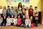 Základní škola T.G. Masaryka Kutná Hora, třída I.C s třídní učitelkou Jaroslavou Tvrdíkovou
