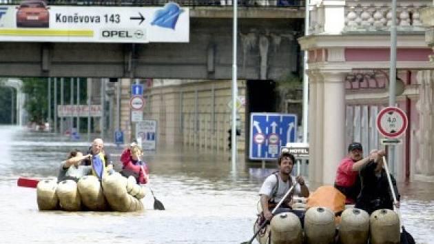 Před pěti lety vodní živel změnil život lidí - Pražský deník 46c2db5375