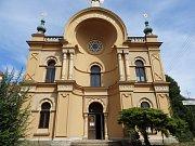 Synagoga v Čáslavi.
