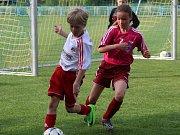 Fotbalový mistrovský turnaj mladších přípravek v Malíně: Sparta Kutná Hora - FK Čáslav C 13:4.