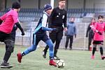 Fotbalový přípravný zápas, mladší žáci, kategorie U13: FK Čáslav - Sparta Kutná Hora 3:4 (0:1).