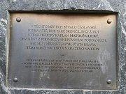 V Čáslavi přednášela Jana Vaněčková. Připomněla Matouše Ulického.