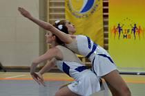 Open International Majorettes and Twirling Competition v Kutné Hoře.