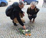 Další Kameny zmizelých přibyly v Kutné Hoře.