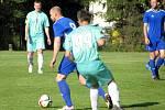 Fotbalová III. třída: TJ Zbýšov - TJ Sokol Červené Janovice 3:2 (2:0).