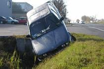 Nehoda u Obily.
