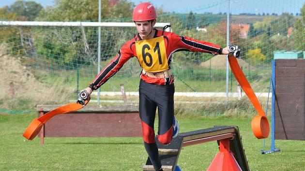 Sobota 28. září patřila v Uhlířských Janovicích mladým hasičům. Běžel se zde závod na šedesát metrů překážek.