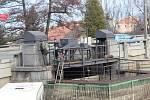 Výlov Podměstského rybníka v Čáslavi.