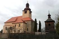 Kostel svatého Prokopa, Záboří nad Labem
