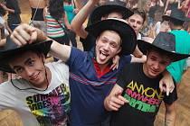 Tequila párty. Ilustrační foto
