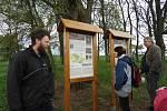 Muzejní a vlastivědný spolek Včela Čáslavská nainstaloval nedaleko Bratčic dva nové informační panely o bitvě u Čáslavi.