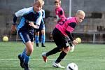 Česká fotbalová liga mladších žáků U13: FK Čáslav - FK Mladá Boleslav 1:14.