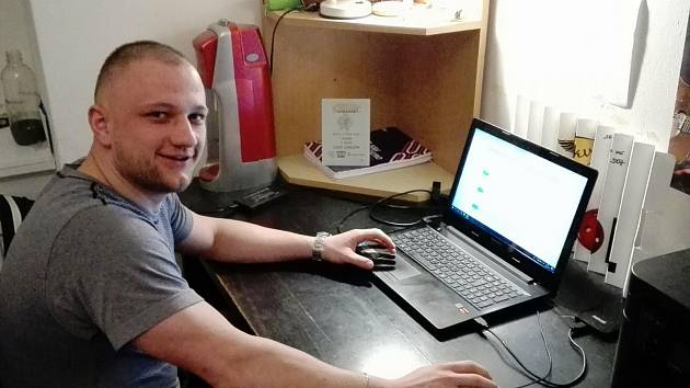 On-line rozhovor s florbalistou a trenérem Josefem Chalupou