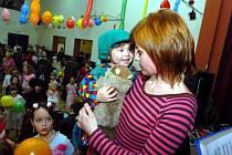 Dětský maškarní bál ve Zbraslavicích