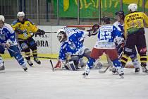 Z utkání KP hokeje K. Hora - Kralupy n. V. 7:2, neděle 14. září 2008