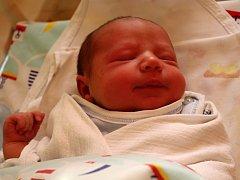 Jan Mraček se narodil v čáslavské porodnici 24. ledna. Po porodu vážil 3700 gramů a měřil 53 centimetrů. Domů do Semtěše si ho odveze maminka Jana, tatínek Jan a sestřička Markétka.