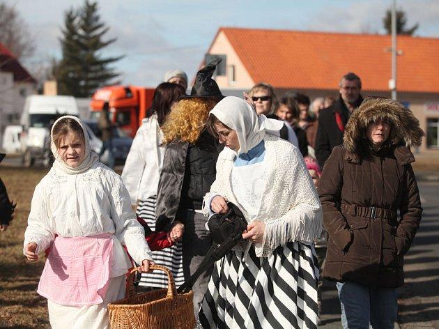 Druhý masopust na Kaňku. 25. 2. 2012