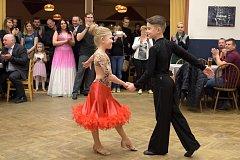 Hasičský ples ve Zbraslavicích