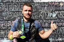 Spartan Tomáš Tvrdík z Kutné Hory po MS v USA.