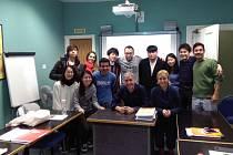 Učitelé zkutnohorské Masaryčky studovali angličtinu virském Dublinu.