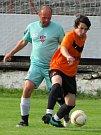 Třetí kolo fotbalového okresního přeboru: Sparta Kutná Hora B - TJ Sokol Červené Janovice 9:1 (7:1).