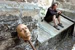 Natáčení filmu Chateaubriand v Kutné Hoře