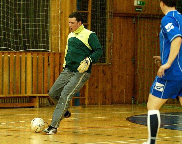 20. hrací den Club Deportivo futsalové ligy, 3. března 2011.