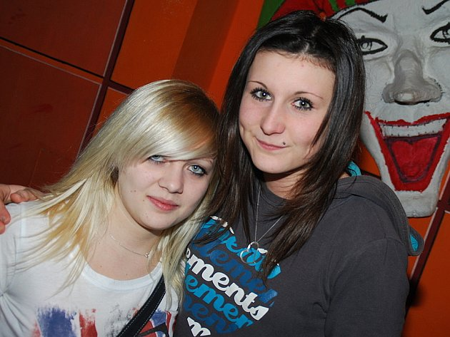 Ladies rules vol. 7 v Planet music clubu v Kutné Hoře. 24. 2. 2012