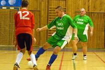 Kutnohorská Deportivo club futsalová liga. 10.12.2009