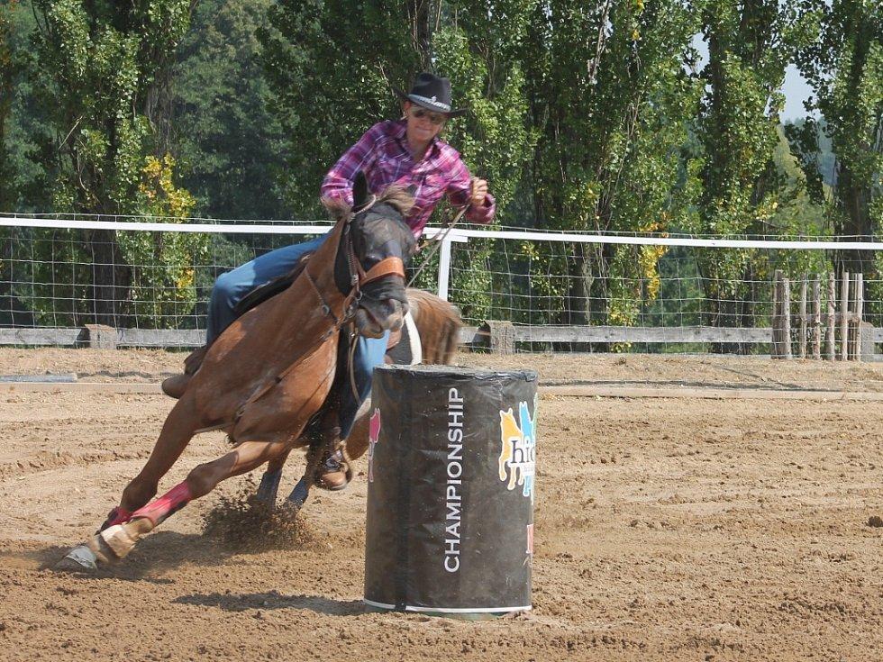 11. Sportovní den s koňmi v Kozohlodech 8. srpna 2015