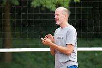 Místopředseda Volejbalového oddílu TJ Sparta Kutná Hora Vít Richter.