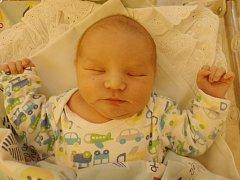 Tibor Nagy se narodil 7. března v Čáslavi. Vážil 3750 gramů a měřil 50 centimetrů. Doma v Zásmukách ho přivítali maminka Lenka a tatínek Tibor.