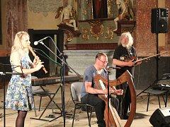 Jan Hrubý zahrál v kostele sv. Jana Nepomuckého