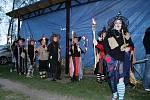 Čarodějnice v Chotusicích.