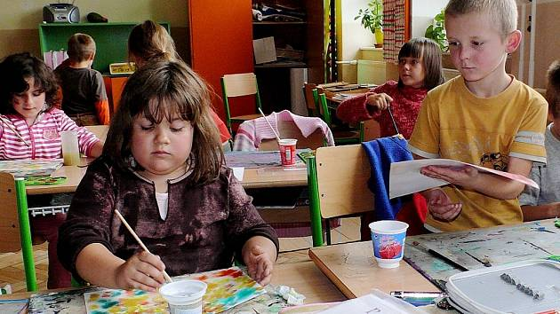 Žáci červenojanovické školy