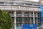 Rekonstrukce Gymnázia Jiřího Ortena v Kutné Hoře - pondělí 10. února 2020.