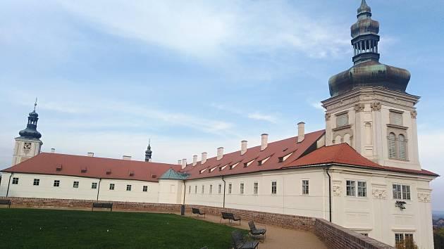Sídlo Galerie Středočeského kraje v Kutné Hoře.