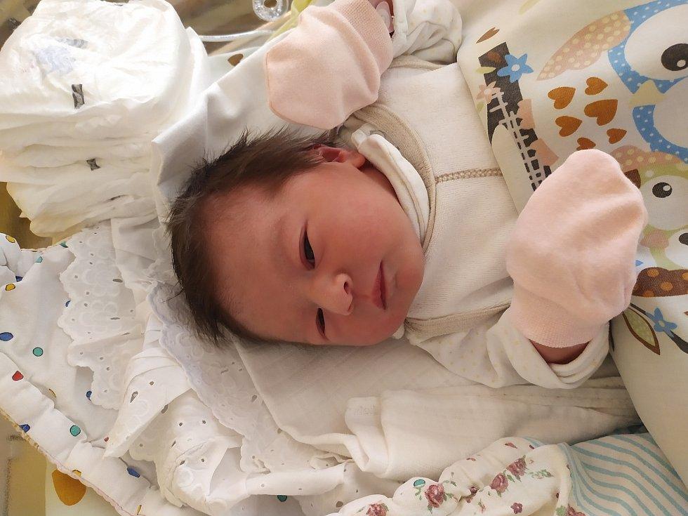 Laura Poklopová se narodila 3. září 2021 ve 13.21 hodin v čáslavské porodnici. Vážila 2860 gramů a měřila 49 centimetrů . Domů do Čáslavi si ji odvezli maminka Romana a tatínek Tomáš.