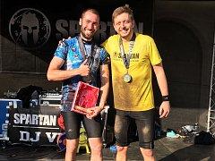 Na kutnohorský Spartan Race Sprint vyrazil také poslanec a kolínský starosta Vít Rakušan