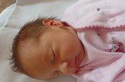 Dominika Svobodová se narodila 11. května v Čáslavi. Vážila 2490 gramů a měřila 46 centimetrů. Doma v Krchlebech ji přivítali maminka Petra a tatínek Martin.