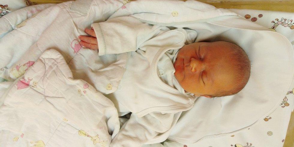 Tobiáš Dospěl přišel na svět 17. ledna 2021 v 11. 28 hodin v čáslavské porodnici. Pyšnil se porodní váhou 3380 gramů a délkou 50 centimetrů. Doma ve Vrdech se z něj těší maminka Lenka a tatínek Martin.