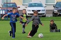 Fotbalová IV. třída, skupina B: TJ Sokol Malín B - SK Malešov B 3:1 (1:1).