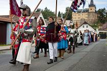 Historické slavnosti budou plné zbroje, bitev a šermířského umění.