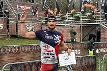 Kutnohorský OCR a crossfit závodník Tomáš Tvrdík.