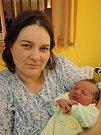 Amanda Víšková se poprvé rozkřičela 20. září v Čáslavi. Po narození vážila 3400 gramů a měřil 50 centimetrů. Domů do Kynice si ji odvezli šťastní rodiče Jiřina a Josef a sourozenci Linda, Josef a Samanta.